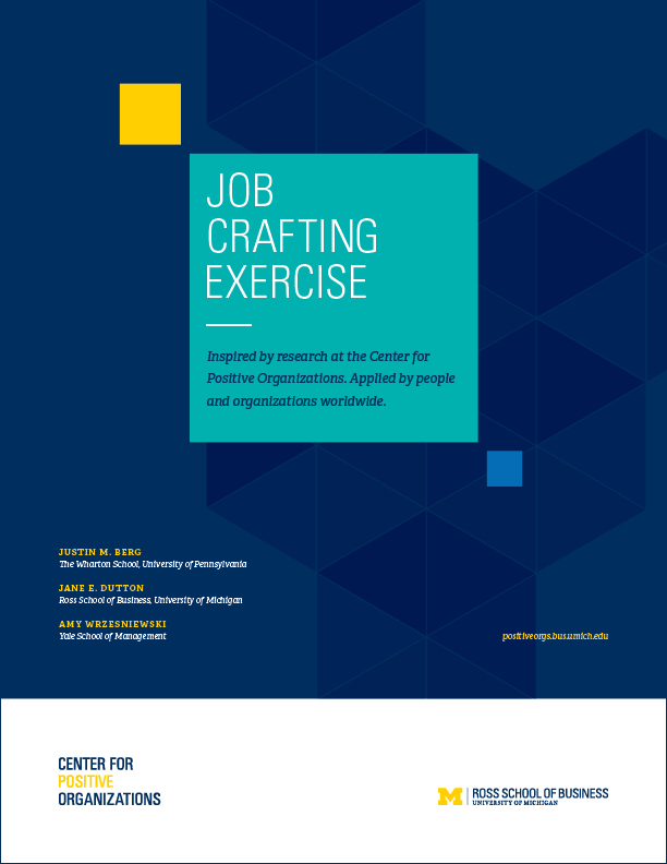 CPO_Job_Crafting_Exercise_Cover_Online_Border